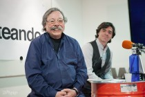 Alberto y Oyer Corazon by Ernesto Gonzalo @dithern