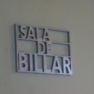 Señalización Círculo de Bellas Artes, Madrid.